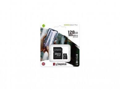 """Atminties kortelė """"Kingsotn"""" 128 Gb"""