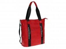 Elegantiška rankinė, pirkinių krepšys
