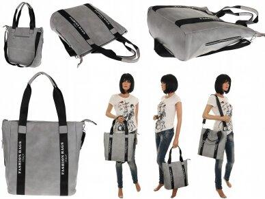 Elegantiška rankinė, pirkinių krepšys 2