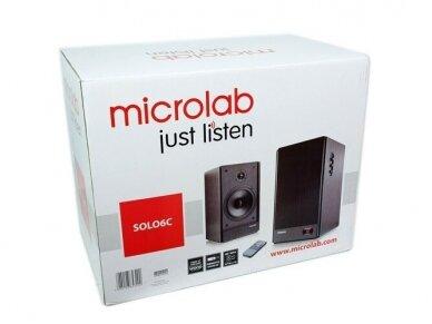 """Kolonėlės """"MICROLAB 2.0"""" 3"""