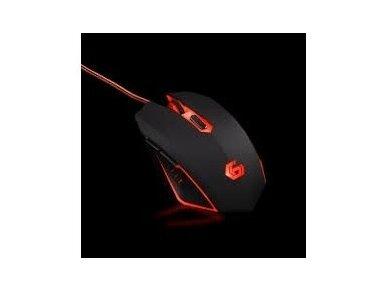"""Kompiuterio pelė """"MUSG-001-R Gaming mouse"""" 3"""