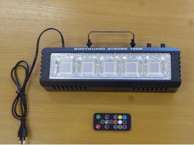 LED stroboskopas 100W