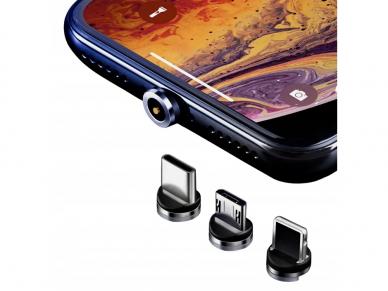 Magnetinis telefono pakrovimo laidas 2