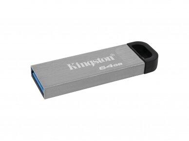 """USB Atmintukas """"Kingston"""" 64 GB"""