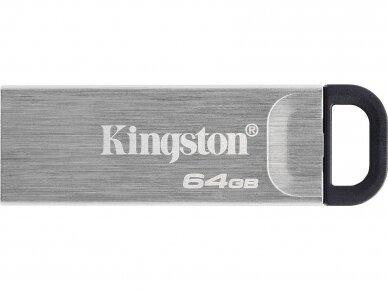 """USB Atmintukas """"Kingston"""" 64 GB 2"""